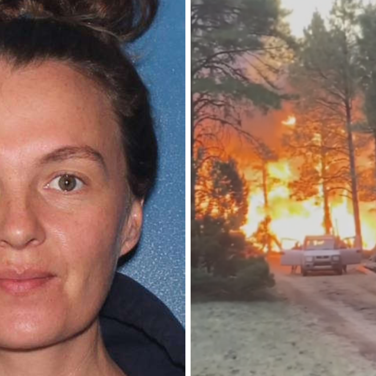 Coconino County Sheriff S Office Locates Woman Who May Be Connected To Flagstaff Fires Arizona Wildfires Azfamily Com