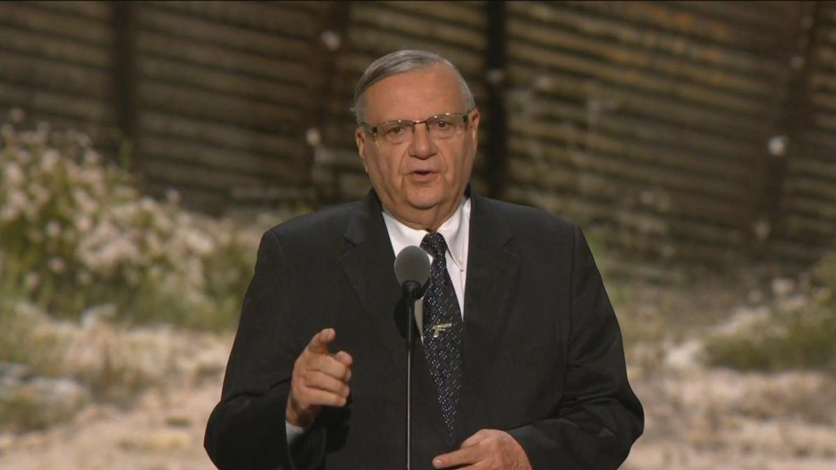 Arpaio faces his toughest race ever
