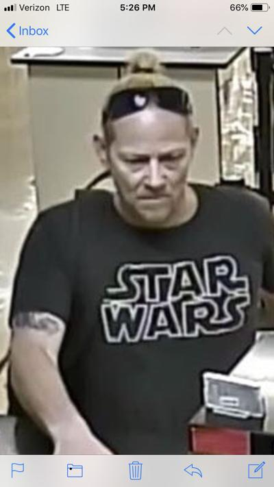 The Apache Junction PD is asking for the public's help finding a suspected bank robber