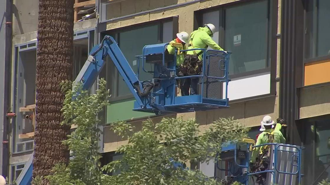 Phoenix area experiencing shortage of skilled workers, causing construction delays