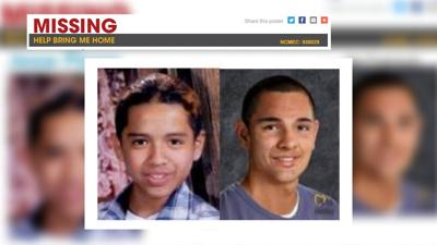Jesse Flores was last seen leaving his home in Phoenix on September 14, 2001