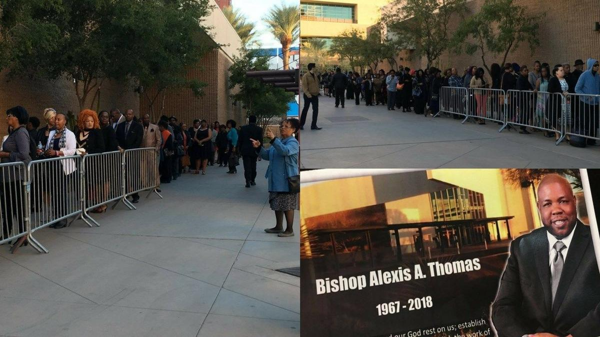 Thousands pay final respects to Phoenix bishop Alexis Thomas