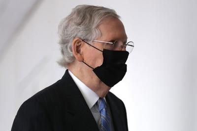 McConnell announces he will hold vote on small business loan bill as stimulus impasse continues