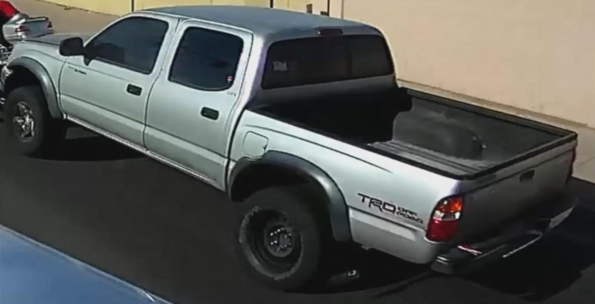 Police: Pickup truck driver deliberately his stalled motorcycle, dragged rider in Phoenix