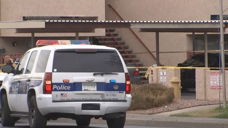 Phoenix Police Dept. IDs officer involved in deadly shooting