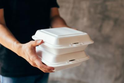 Take out delivery food generic
