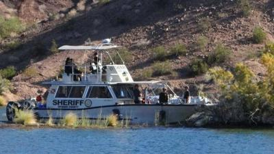 Man jumped off cliff, drowned in Colorado River at Lake Havasu City, Mohave County Sheriff's Office says