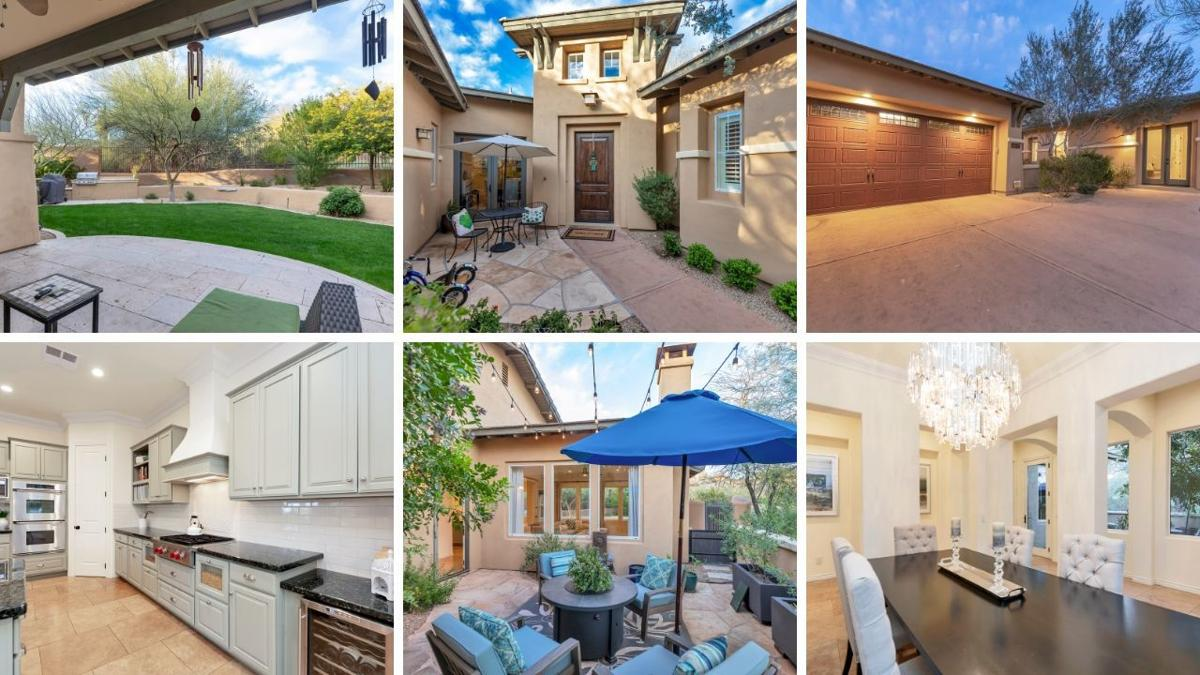 Scottsdale home with Tesla charging station on sale for nearly $1.2 million