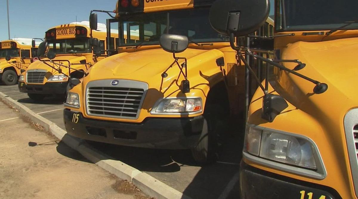 Valley school districts using retread tires on school buses