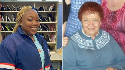An elderly woman fell and couldn't call for help. Her USPS mail carrier saved her life