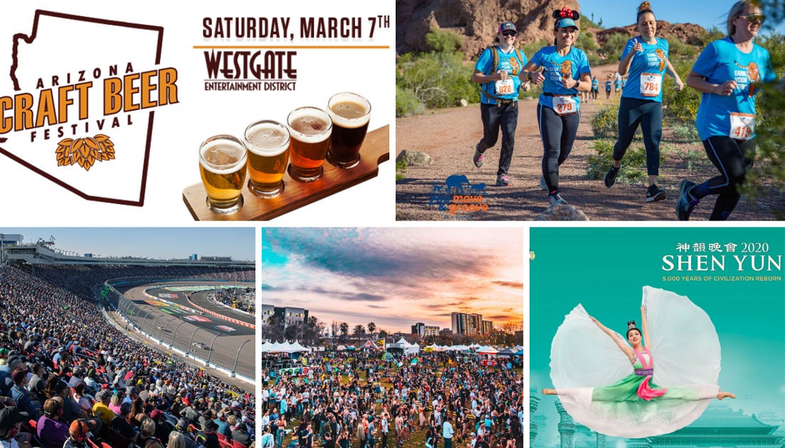 M3F Music Festival plus 12 other things to do in Phoenix area this weekend