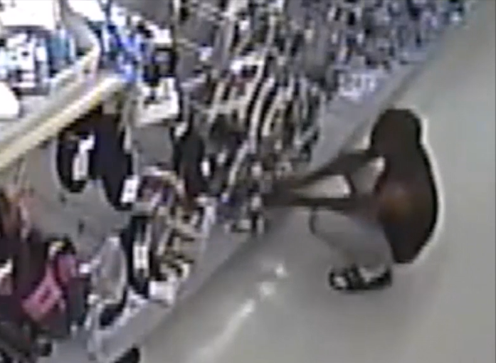Phoenix PD releases surveillance video of shoplifting