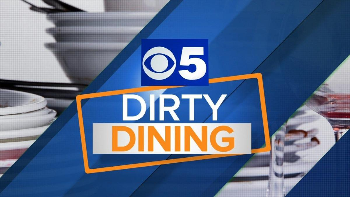 Dirty Dining June 23rd: Valley restaurants hit with 5 health code violations