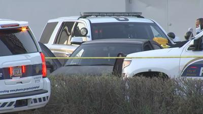 Man and woman found dead inside car in central Phoenix
