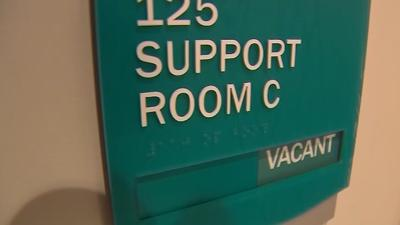Domestic violence shelters are filling up.
