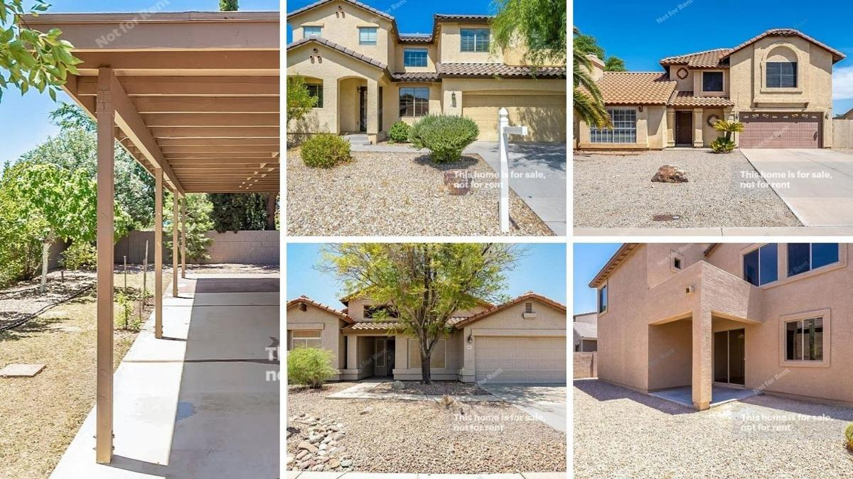 5 beautiful Phoenix-area homes under $400K for sale