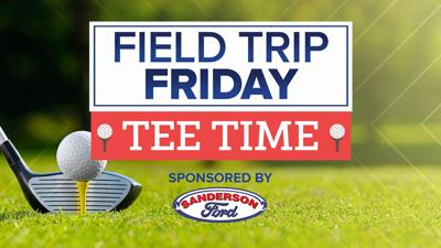 Field Trip Friday - Tee Time