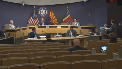 Maricopa County Board of Supervisors certifies 2020 general election results