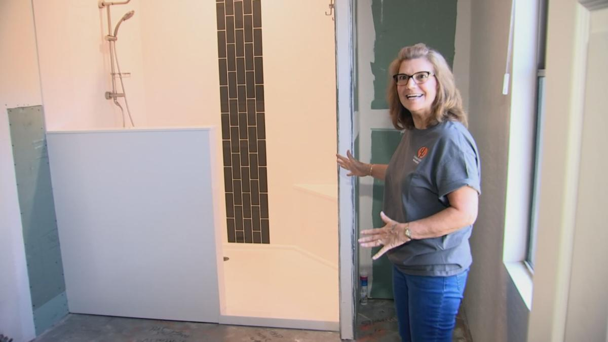 Mesa couple finally getting bathroom finished