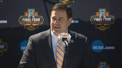 Gov. Ducey changes mind on causes of global warming