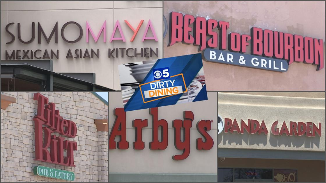 Dirty Dining May 10: Rice stored in trash barrel, worker not washing hands