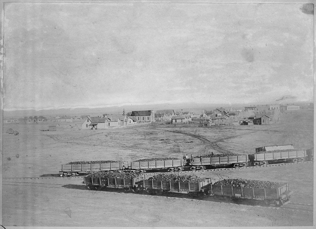 Winslow Arizona in the 1800's