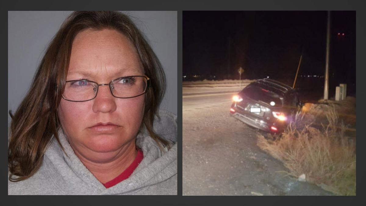 Mother arrested for alleged DUI while driving kids trick-or-treating