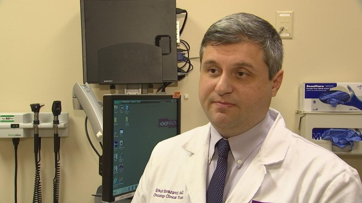 Study hopes to develop early detection test for pancreatic