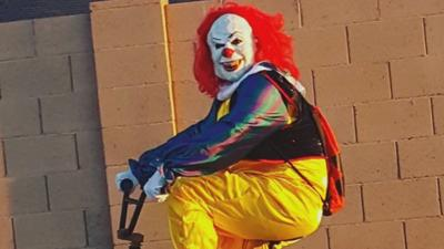 Mesa police arrest two juveniles in 'Let's Play' creepy clown threats