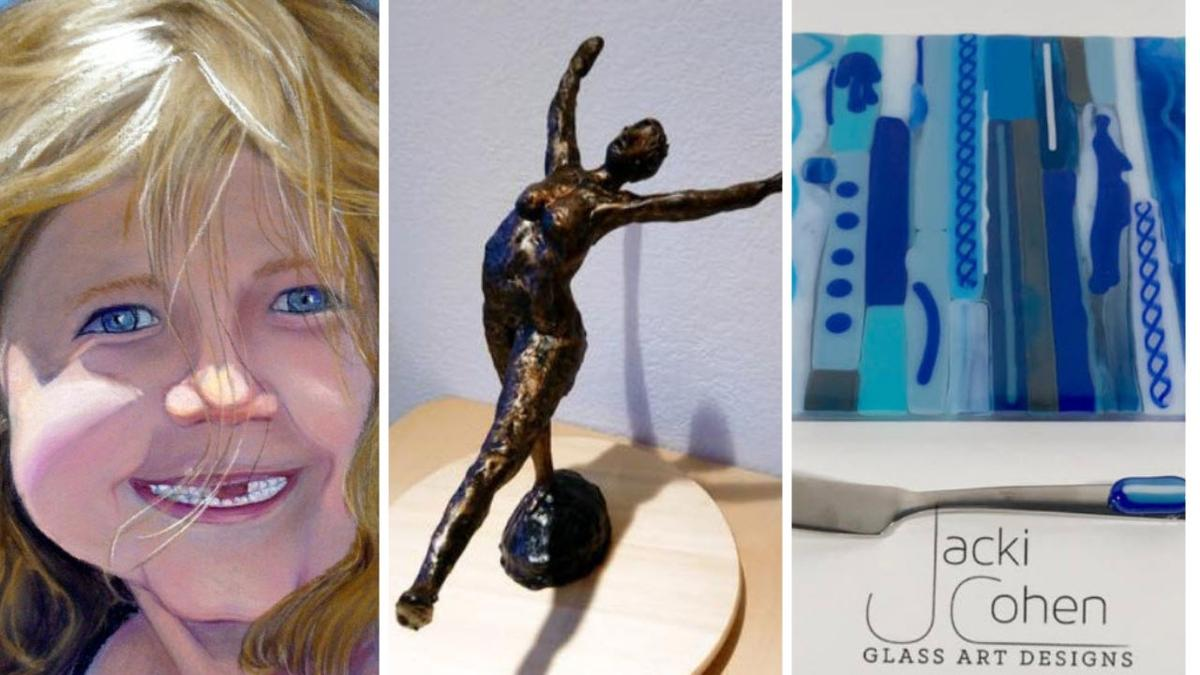 More than 20 artists from the Scottsdale area will be featured in the show