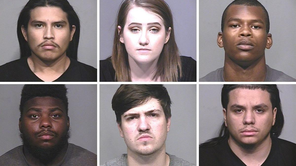People arrested in connection to riots around Scottsdale Fashion Square