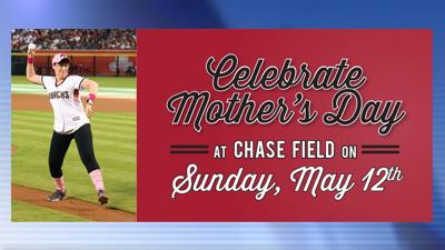 DBacks Mother's Day