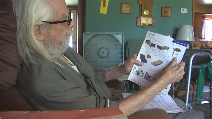 Mesa senior citizen fights to get refund for medical bed