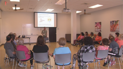 BrainSavers® class aims to ward off Alzheimer's disease