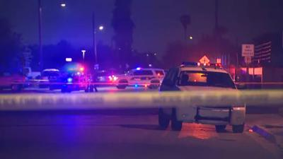 Wounded man went door-to-door for help before dying at Phoenix shooting scene, police say