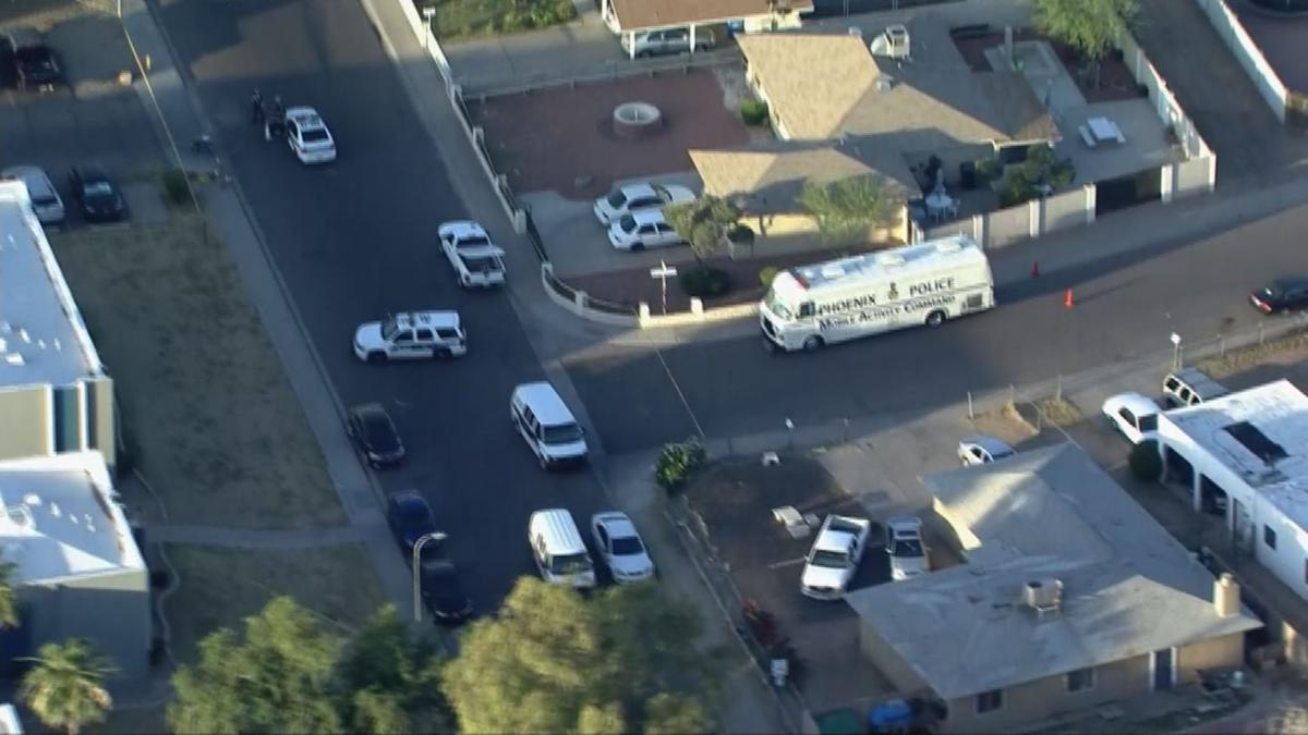 Two dead, one injured in west Phoenix shooting