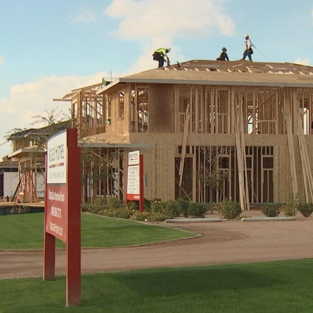 Housing Expert Price To Build A New Homes In Phoenix Area