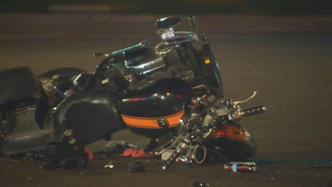 Motorcycle rider in critical condition after Phoenix crash