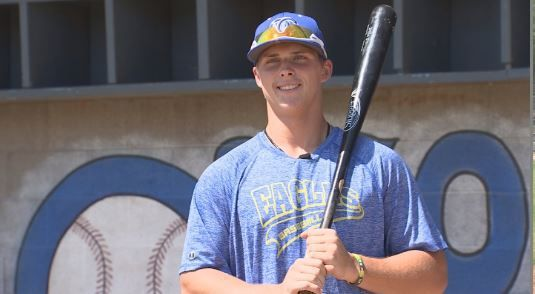 High School Home Run Derby champ back home in the Valley