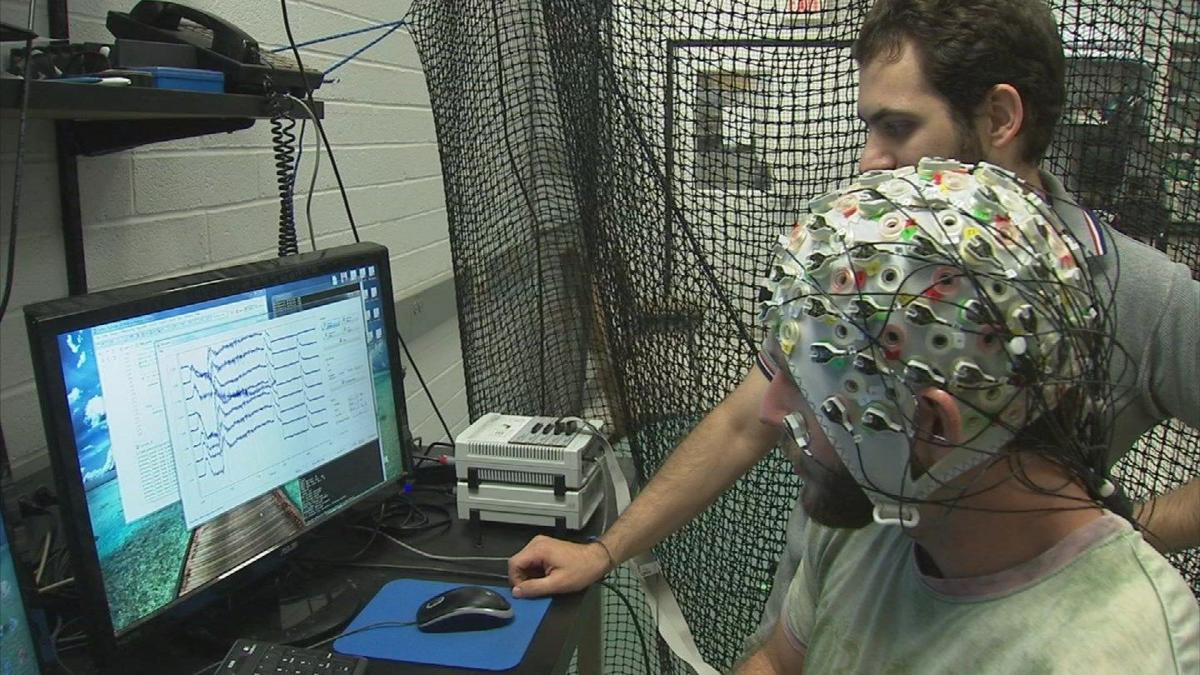 ASU researcher controls multiple drones with his mind