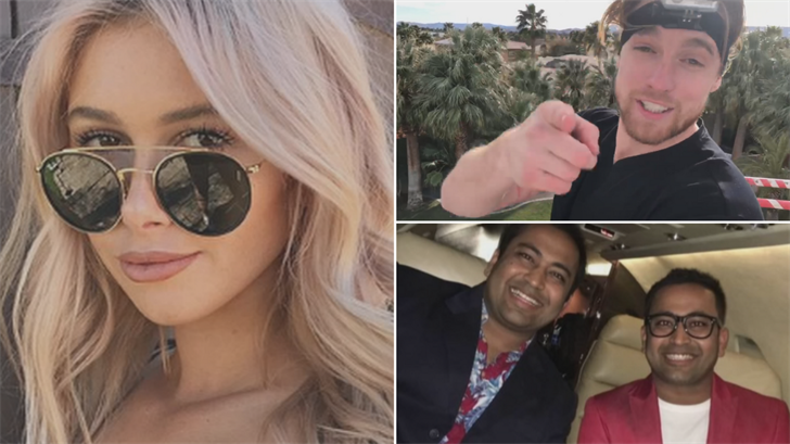 Family and friends identify and remember 3 victims in Scottsdale plane crash