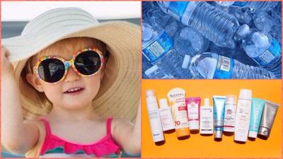 Ways to stay cool at outdoor events