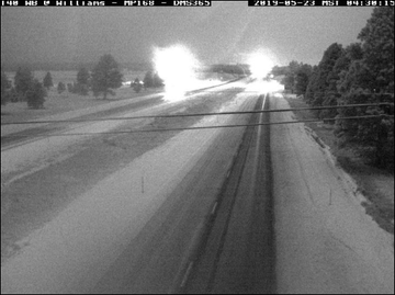 SNOW FROM ADOT