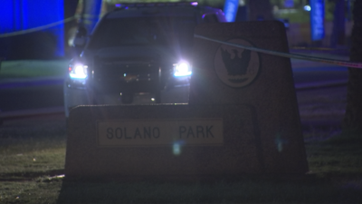 Drive-by shooting at Solano Park in Phoenix