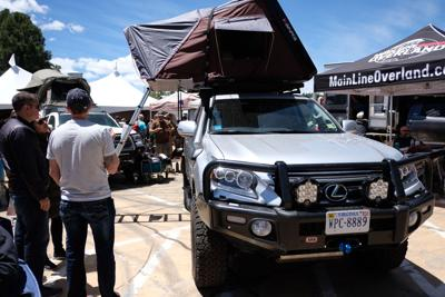 Overland Expo brings vehicle-based campers to Flagstaff