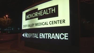 PD: Patient found dead at Phoenix hospital after suspicious man leaves his room