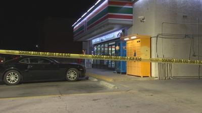 Man shot to death outside Phoenix 7-Eleven, police search for shooter