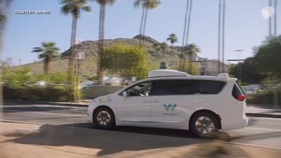 Self-driving Waymo vehicles targeted with harassment, vandalism and threats in Chandler