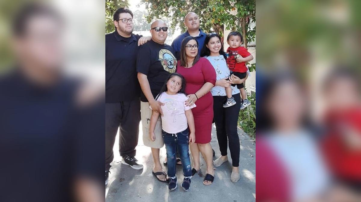 California family lost a father to coronavirus and 28 family members got infected, son says
