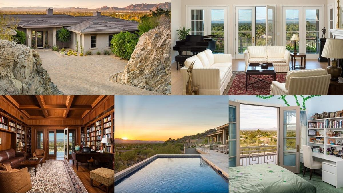 $3.85 million home for sale in Paradise Valley